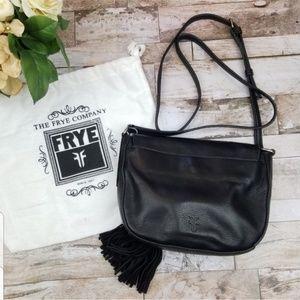 Frye Bags - SOLD Frye Clara Leather Saddle Bag Crossbody Purse